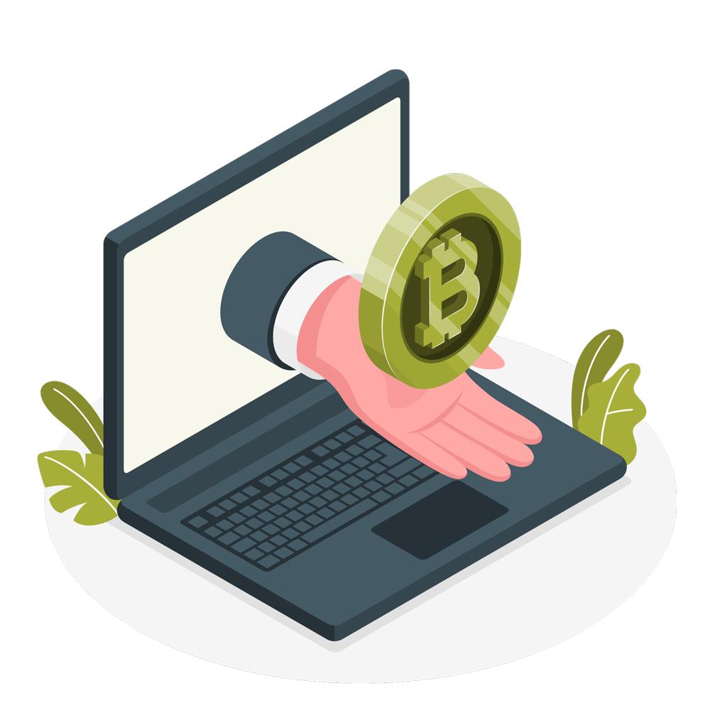 طراحی سایت خرید و فروش ارز دیجیتال
